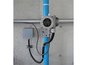 送水圧力伝送器