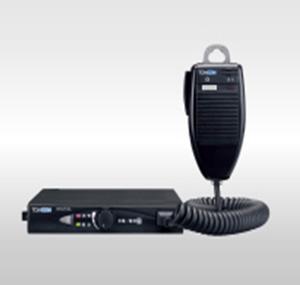 4値FSK方式タクシーデジタル無線機