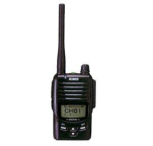 携帯型デジタル簡易無線機