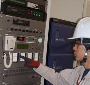 業務用放送設備・非常放送設備